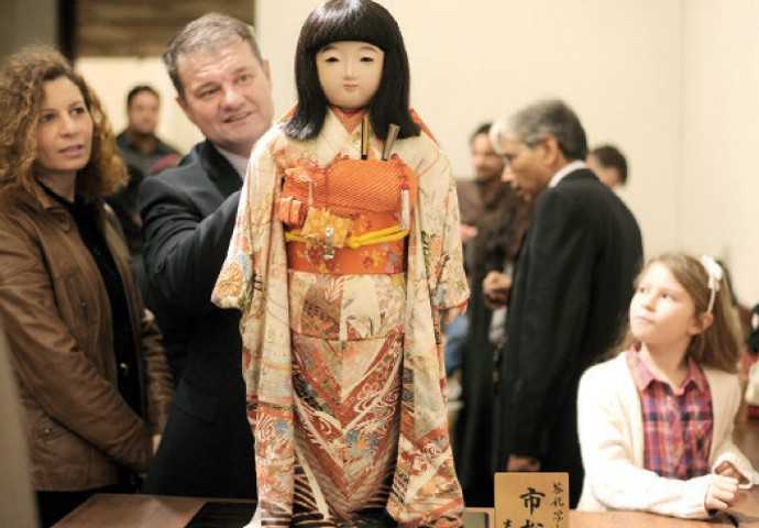 Japanese Dolls Exhibit in Islamabad