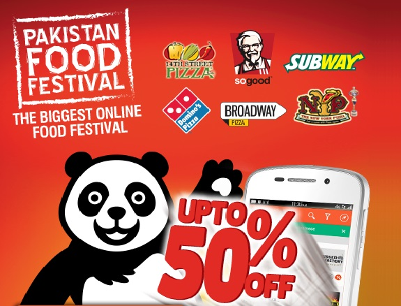 Foodpanda launches Pakistan Food Festival 2015