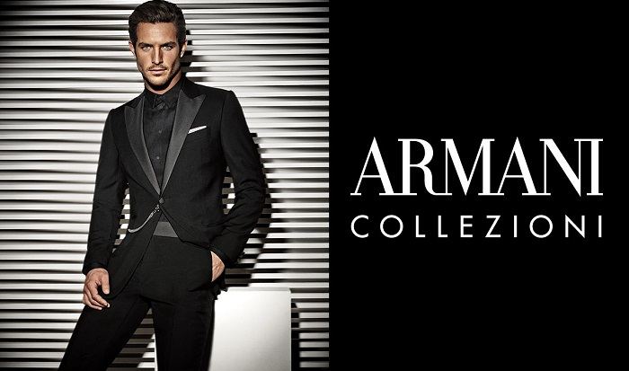 best service 42542 55058 Giorgio Armani's first outlet store opens in Islamabad ...