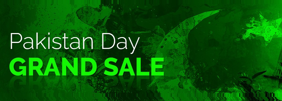 Pakistan Day grand sale on Symbios