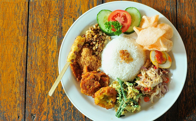 Indonesian food