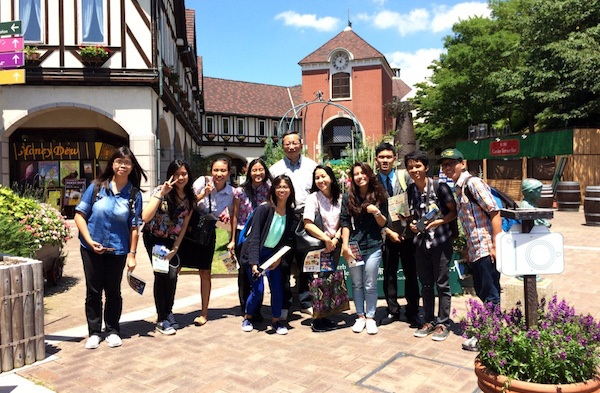 Japan-Asia Youth Exchange Program in Science