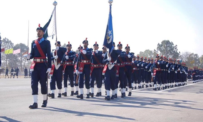 First ever Rapid Response Force of Islamabad Police completes training