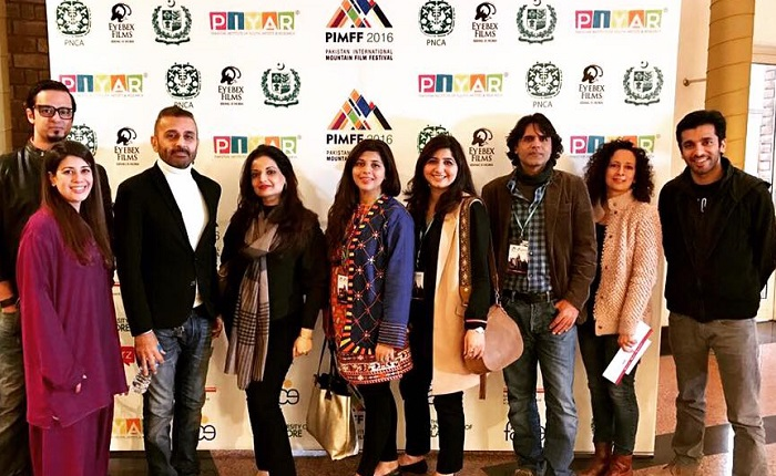 Second Pakistan International Mountains Film Festival concluded with an award ceremony at Pakistan National Council of the Arts (PNCA) in Islamabad.