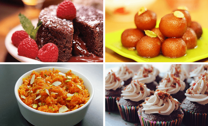 Delicious desi and western winter desserts
