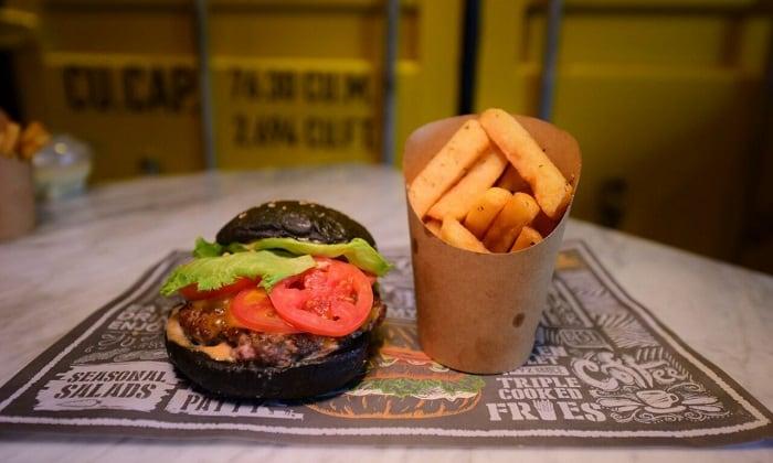 Street Burger Islamabad