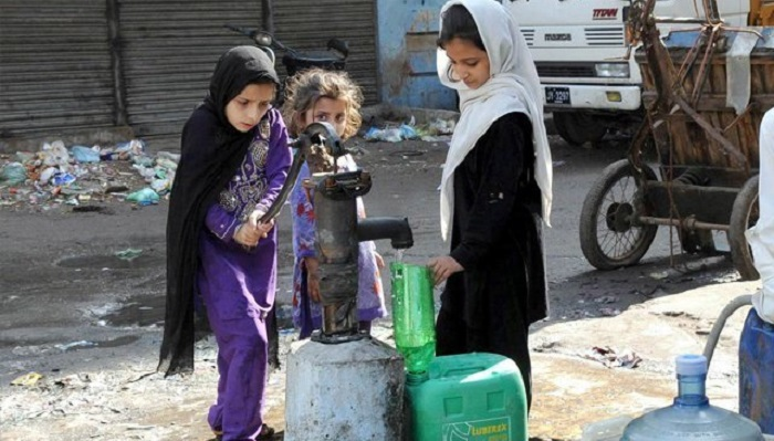 Rainwater is the only water supply source to Islamabad, Senate learns