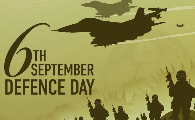 52nd Pakistan Defence Day celebrations