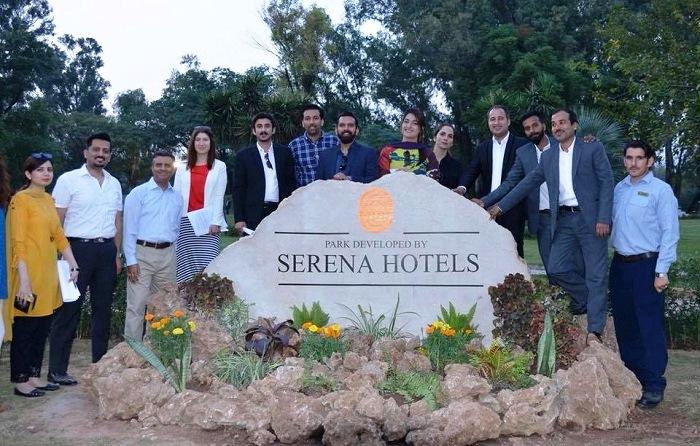 Serena hotels park Islamabad