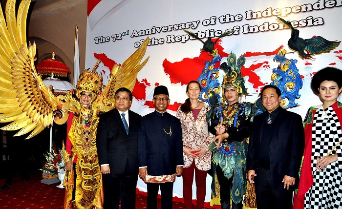 Indonesia celebrates 72nd Independence Day in Islamabad