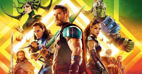 Movie review - 'Thor: Ragnarok