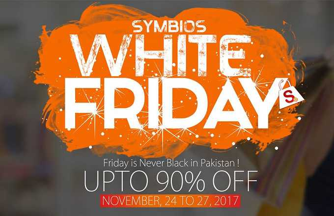 symbios white friday
