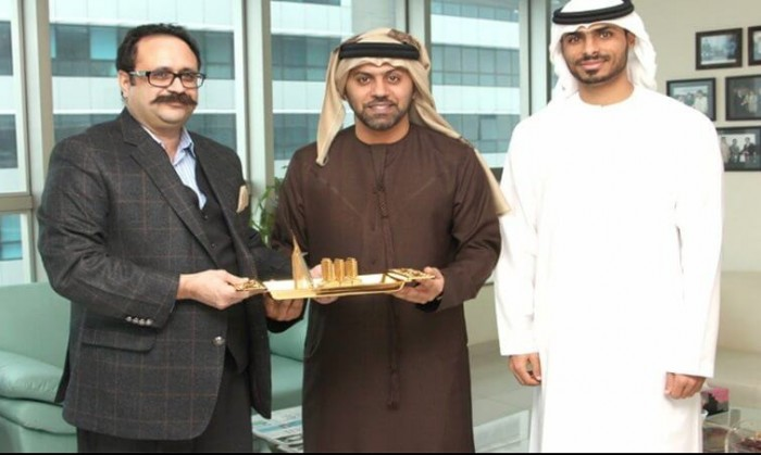 UAE ambassador visits Centaurus Mall in Islamabad