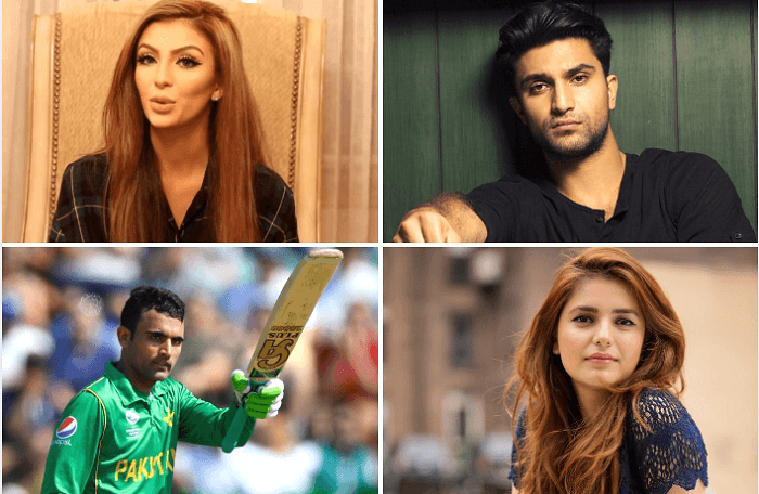 most googled Pakistanis 2017
