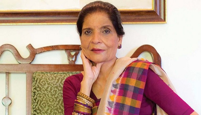 Pakistan's renowned chef Zubaida Tariq is no more