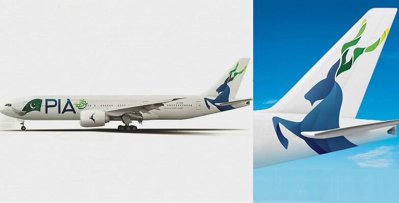 PIA unveils stunning new livery featuring Markhor