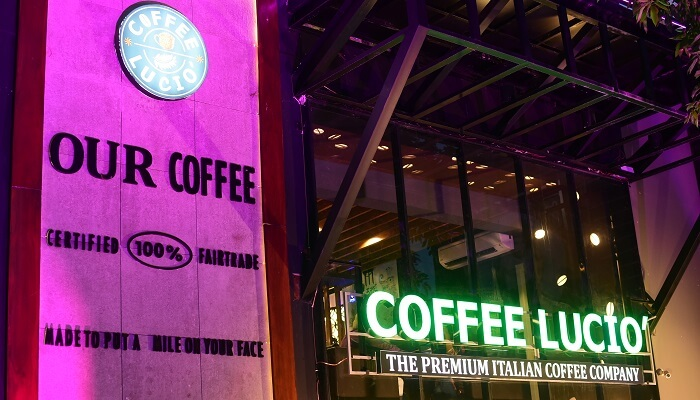 Streets of Milan and Coffee Lucio launch in Islamabad