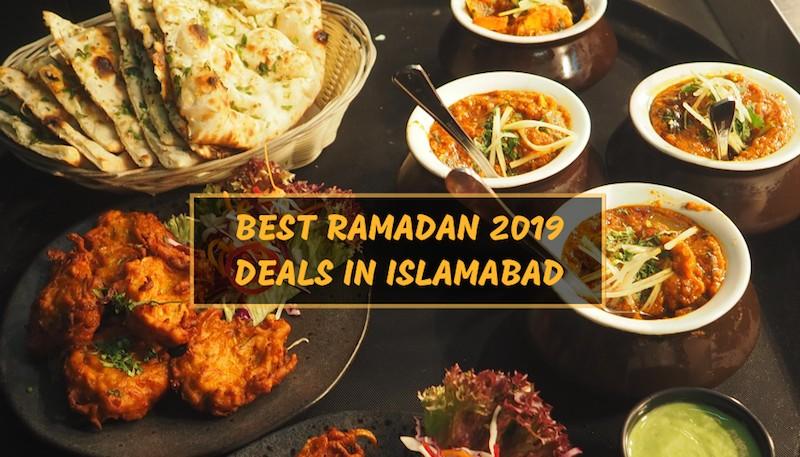 Best Ramadan deals 2019 Islamabad Scene