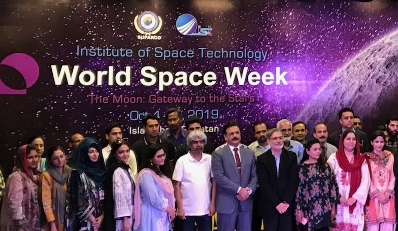 World Space Week 2019 marked at Institute of Space Technology (IST), Islamabad
