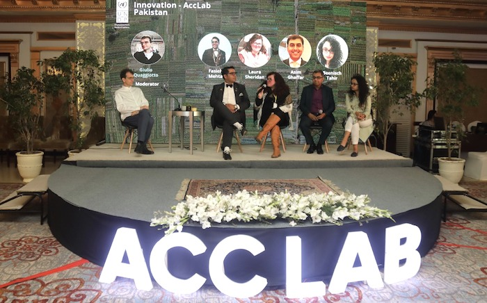 UNDP Pakistan launches Innovation-AccLab