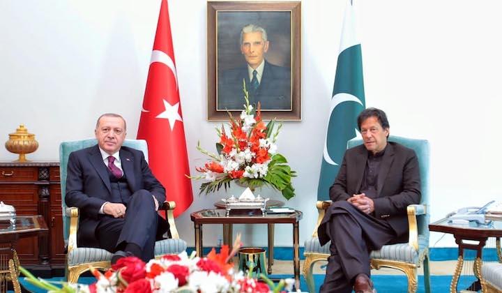 Islamabad and Ankara agreed to transform ties into strategic economic partnership as Turkish President Erdogan visits Pakistan