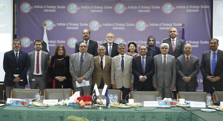 Discussion on India's Space Program and its Global Implications held in Islamabad on February 25, 2020