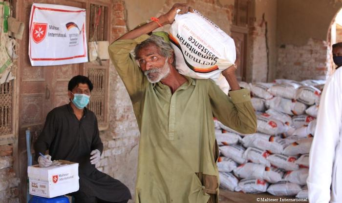 Germany extends humanitarian aid in context of COVID-19