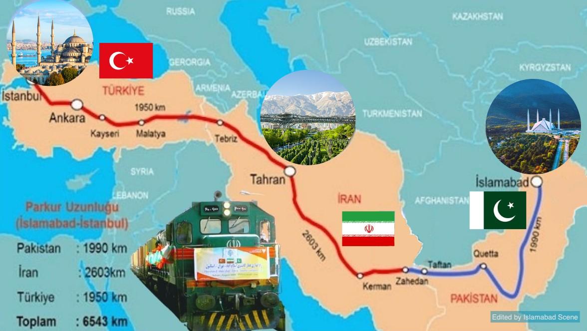 Wie West-, Zentral- und Südasien zusammenwachsen